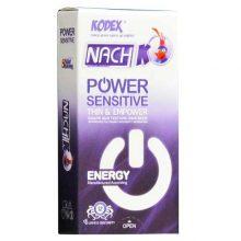 کاندوم ناچ کدکس مدل nach kodex power sensitive بسته 12 عددی 220x220 فروشگاه ثانیکالا
