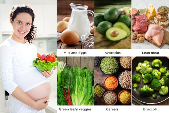 8 Month Pregnancy Diet 1 e1570368257231 رژیم غذایی مناسب برای مادران باردار