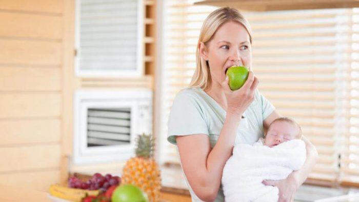 نکات مهم تغذیه ای ویژه مادران شیرده