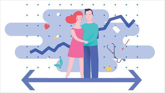 Subfertility vs Infertility Whats the Difference 722x406 عوامل ناباروری در مردان و راه های برطرف کردن آن