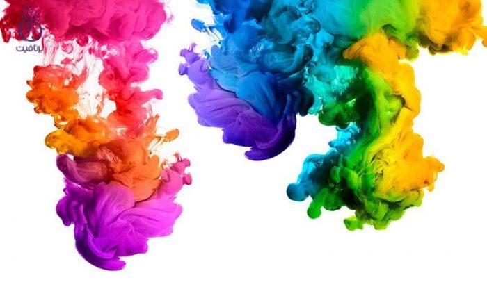 آثار مثبت و موثر رنگ ها در همبستری