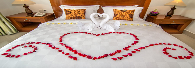 اهمیت شب زفاف در بین عروس و دامادها