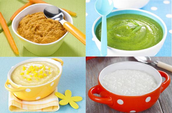 طرز تهیه غذای کودکان 7 ماه تا 2 ساله
